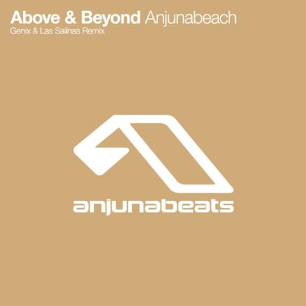 Anjunabeach - Single