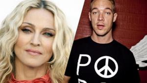 Madonna e Diplo
