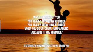 5 seconds of summer: le migliori frasi delle canzoni