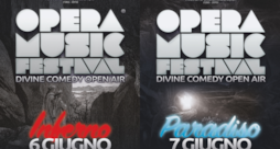 La Divina Commedia incontra il mondo EDM all'internno dell'Opera Music Festival