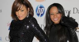 Bobby Kristina Brown e Whitney Houston