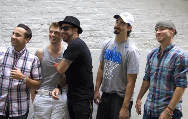 Nelle sale italiane per due giorni il docu-film dei Backstreet Boys