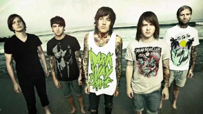 Bring Me The Horizon: Throne è il singolo scelto per Taht's The Spirit