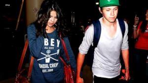 Niall Horan Selena Gomez