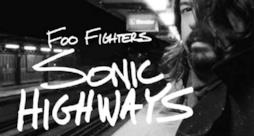 Foo Fighters: Sonic Highways documentario