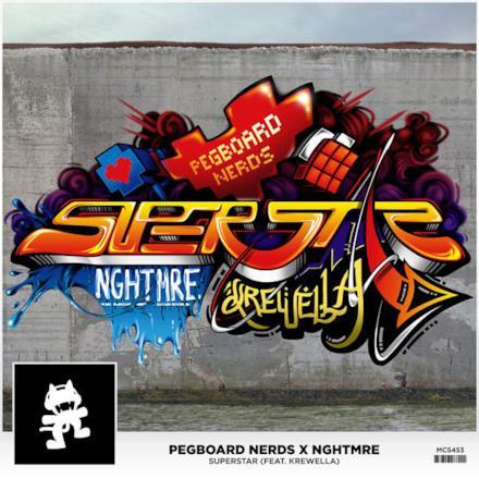 Superstar (feat. Krewella) - Single