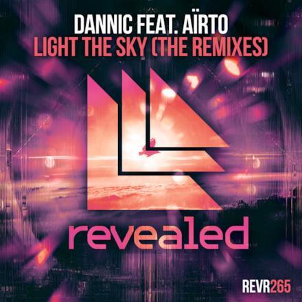Light the Sky (feat. Aïrto) [The Remixes]