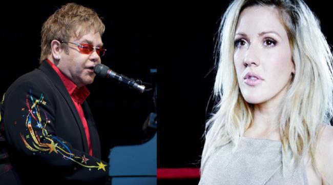 Elton John ed Ellie Goulding