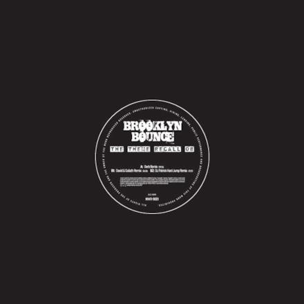 The Theme (Of Progressive Attack) Recall 08 [Hardstyle Mixes] - EP