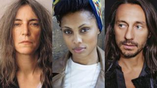 Patti Smith, Imany e Bob Sinclar