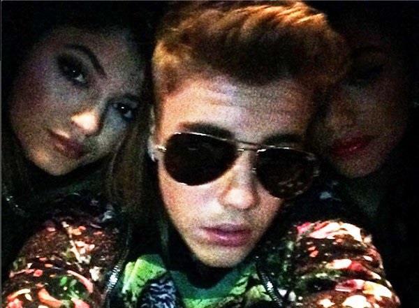 Justin Bieber e Kylie Jenner