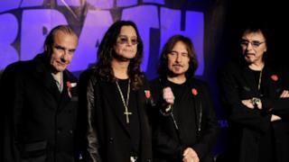 Black Sabbath nella formazione originale