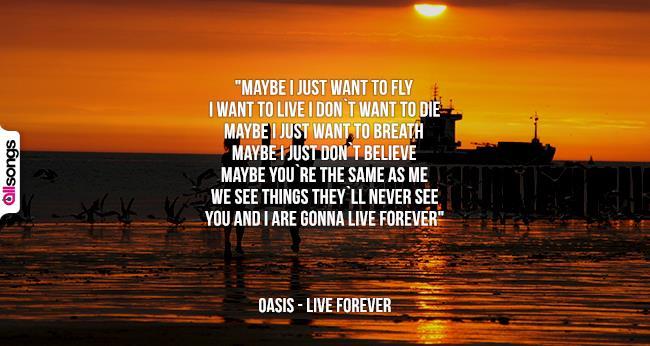 belle frasi oasis