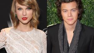 Harry Styles degli 1D e Taylor Swift, cantautrice statunitense