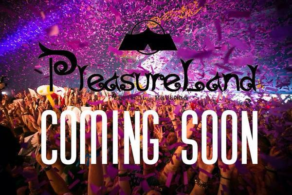 L'annuncio di PleasureLand 2015