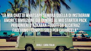 Ghali: le migliori frasi dei testi delle canzoni