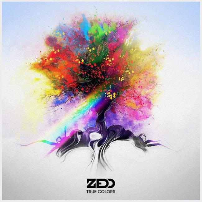 La Cover di True Colors, il nuovo album in studio di Zedd