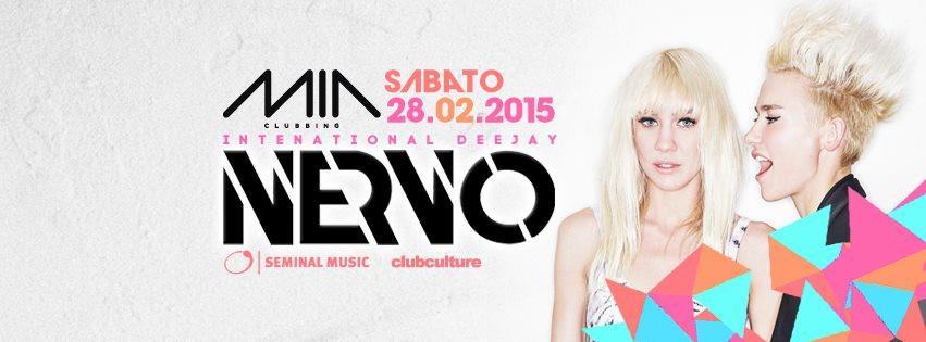 NERVO @ MIA Clubbing Porto Recanati