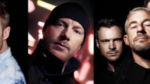 Dash Berlin, Eric Prydz, Above & Beyond