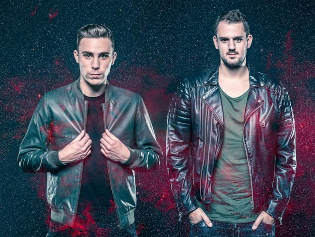 Il duo di dj olandese W&W
