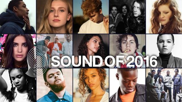 BBC Sound of 2016