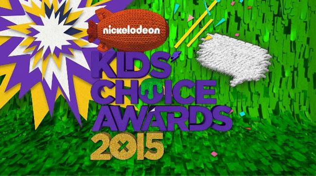 Il logo dei Kids Choice Awards 2015