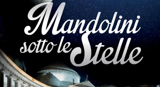 Logo del concerto Mandolini sotto le Stelle a Piazza Plebiscito
