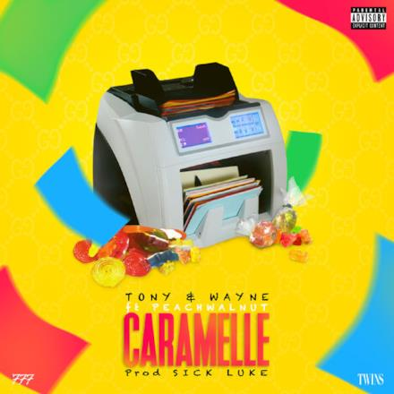 Caramelle (feat. Peachwalnut) - Single
