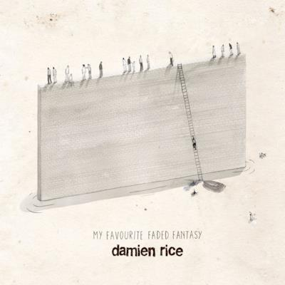 La copertina di My Favourite Faded Fantasy di Damien Rice