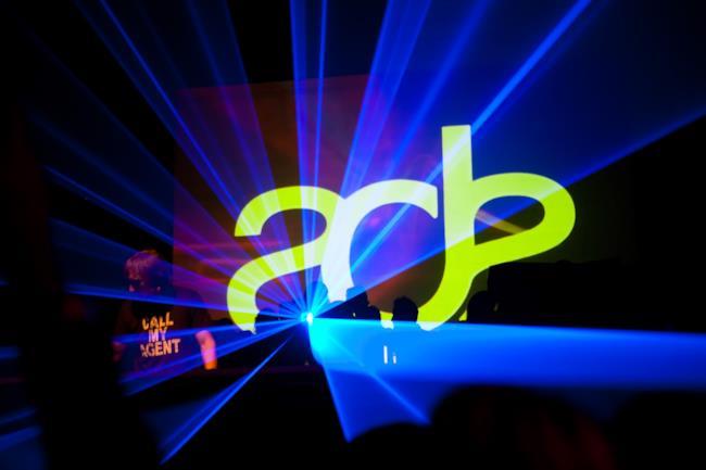 Il palco dell'evento Amsterdam Dance Event