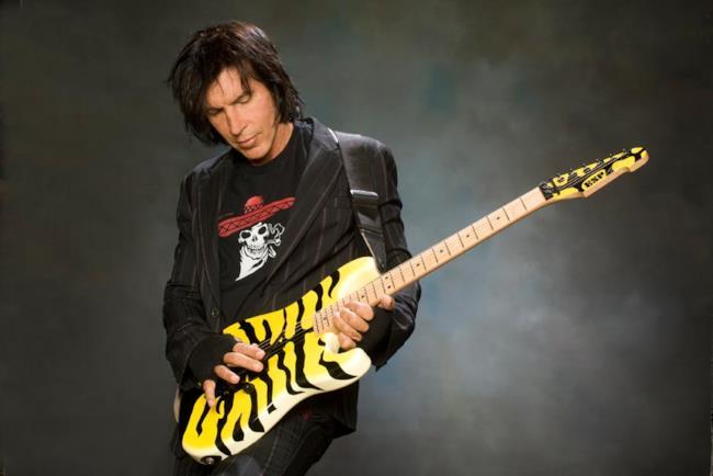 L'ex chitarrista dei Dokken, George Lynch