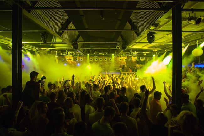 Un'immagine dello Space di Ibiza tratta da Wikicommons
