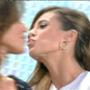 Bacio Belen Rodriguez Elisabetta Canalis