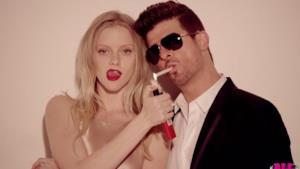 Robin Thicke: Blurred Lines è la canzone dell'estate 2013?