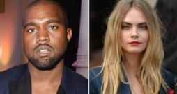 Kanye West e Cara Delevingne