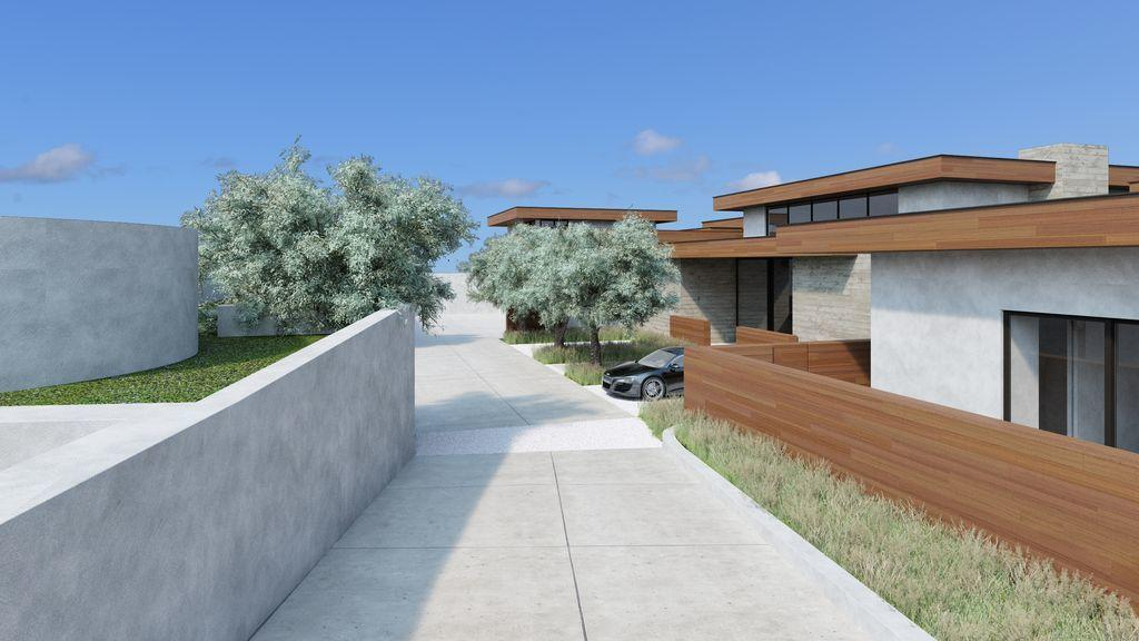 Il progetto della villa di Skrillex