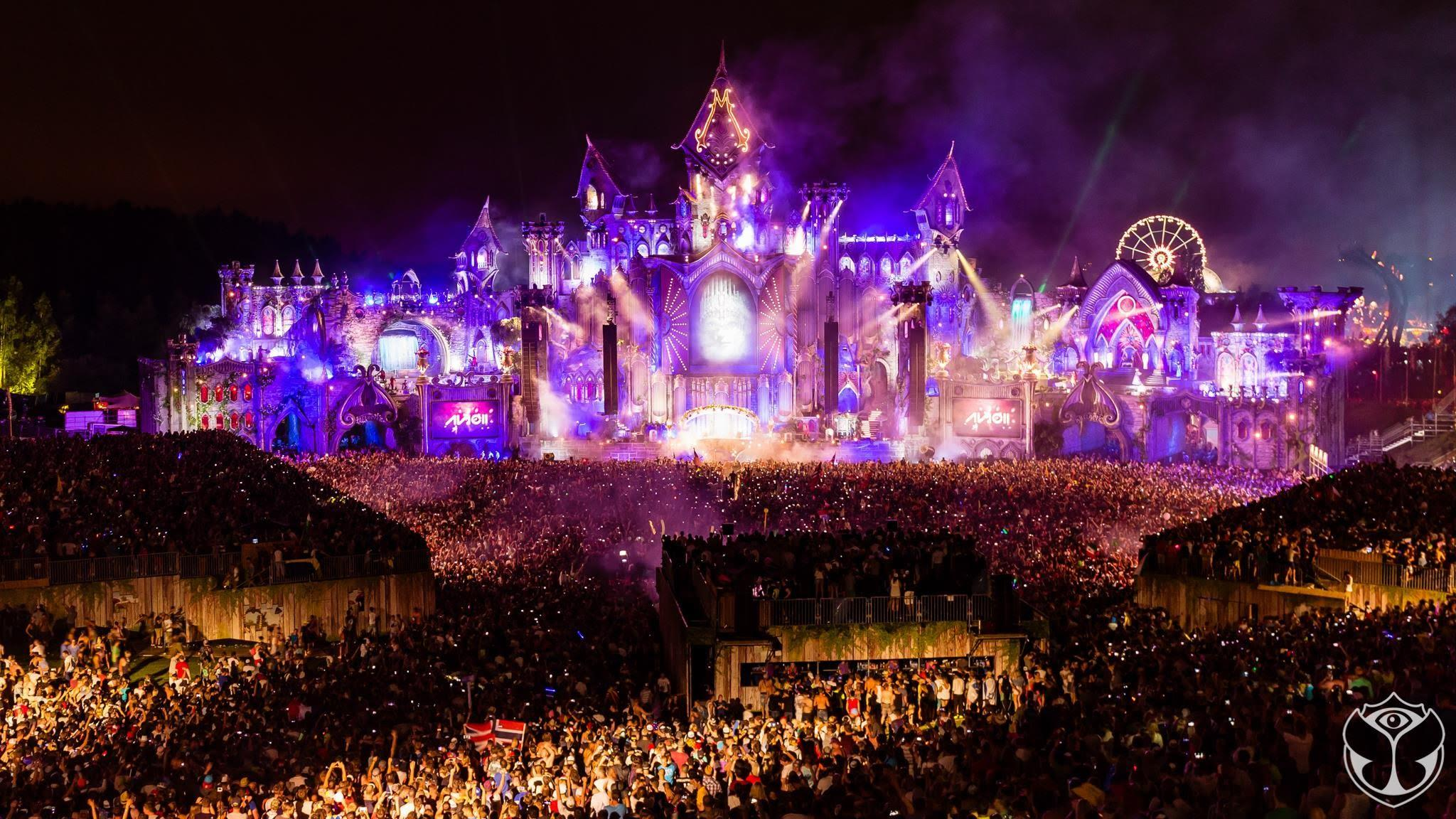 Tomorrowland 2015 Mainstage