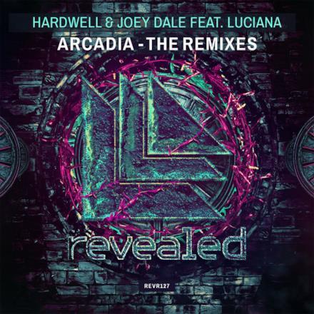 Arcadia (feat. Luciana) [The Remixes] - Single