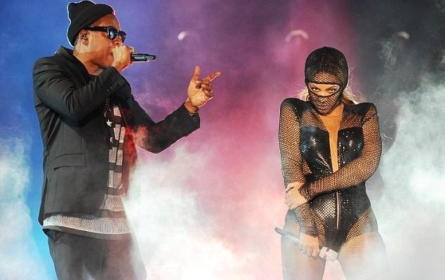 Jay-Z e Beyoncé On The Run Tour 2014