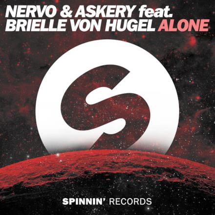 Alone (feat. Brielle Von Hugel) - Single