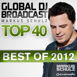 Global DJ Broadcast Top 40 - Best of 2012