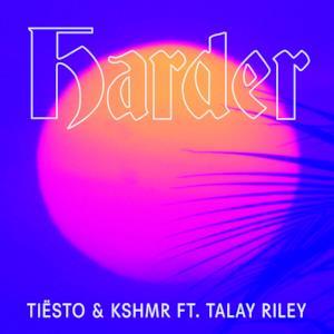 Harder (feat. Talay Riley) - Single