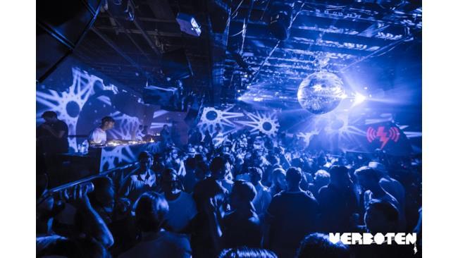 Verboten, l'evento underground di New York