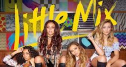 Le Little Mix sulla copertina dell'album Get Weird