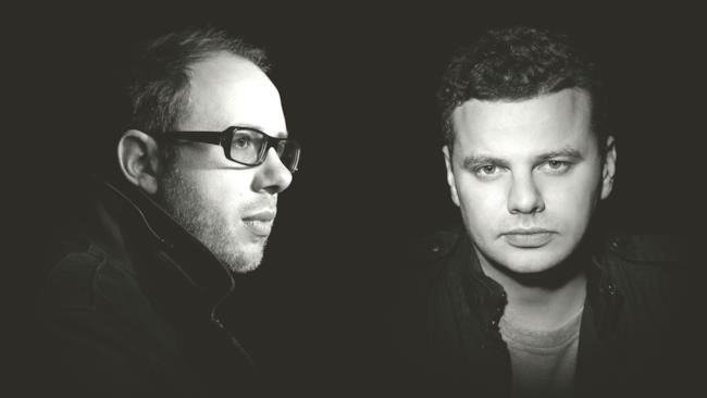 Ed Simons e Tom Rowlands dei Chemical Brothers