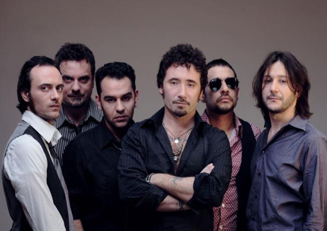 La band romana Tiromancino
