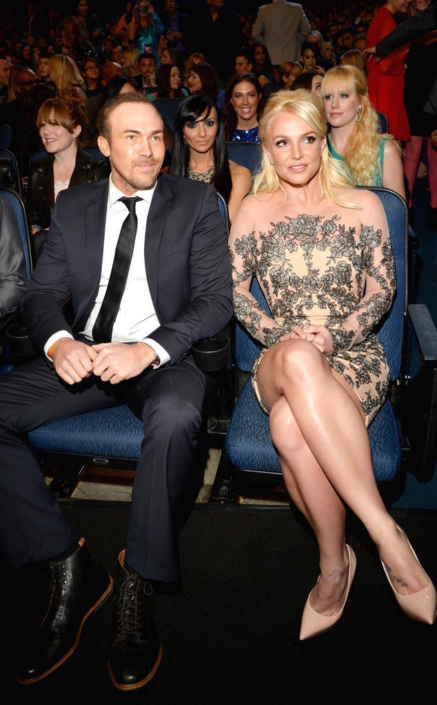 Britney Spears con il compagno David Lucado