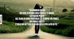 Dear Jack: le migliori frasi delle canzoni