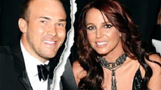Britney Spears con il fidanzato David Lucado