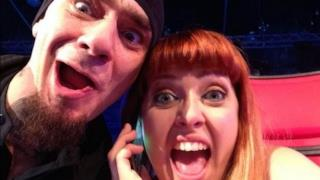 J-Ax e Noemi a The Voice of Italy 2